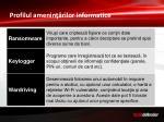 profilul amenin rilor informatice1