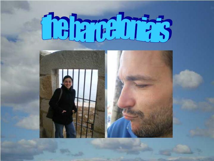 the barceloniais
