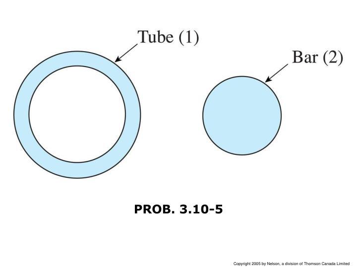 PROB. 3.10-5
