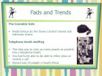 fads and trends1