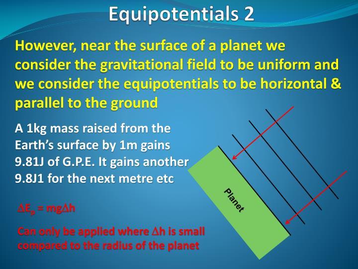 Equipotentials 2