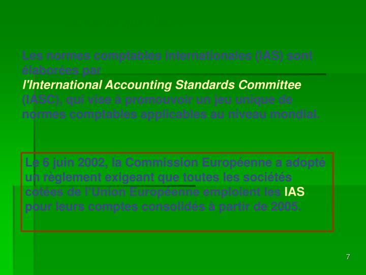 Qu'est ce que l'IAS ?