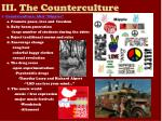 iii the counterculture