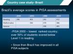 country case study brazil