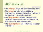 soap structure 2