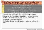 a reforma educacional goiana tem 25 iniciativas distribu das nos 5 pilares13
