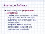 agente de software7