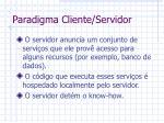 paradigma cliente servidor1