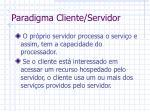 paradigma cliente servidor2
