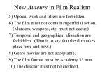 new auteurs in film realism10