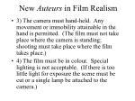 new auteurs in film realism9
