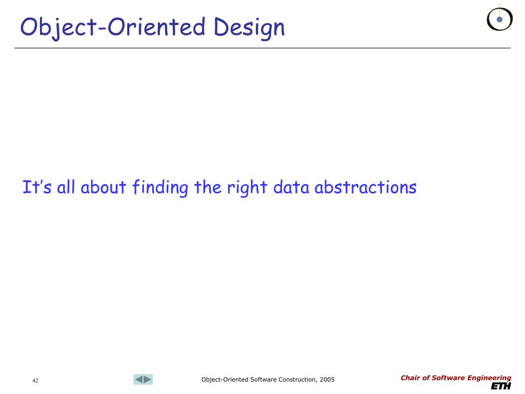 Ppt Object Oriented Software Construction Bertrand Meyer Lesson 18 Powerpoint Presentation Id 3900314