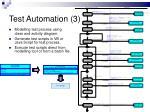 test automation 3