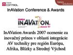 inavation conference awards