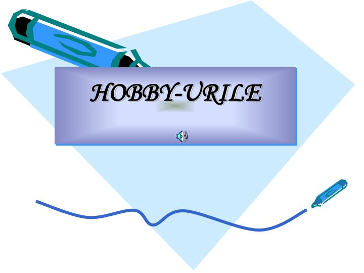 Hobby urile