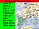 political and religious disunity2