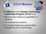 stlp mission