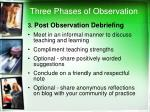 three phases of observation2