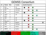 gemss consortium