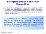 la r glementation du cloud computing5