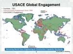 usace global engagement