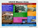 usace mission areas
