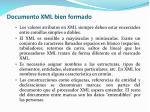 documento xml bien formado1
