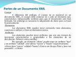 partes de un documento xml1