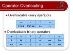 operator overloading1