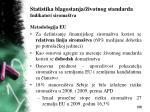 statistika blagostanja ivotnog standarda indikatori siroma tva12
