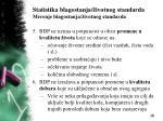 statistika blagostanja ivotnog standarda merenje blagostanja ivotnog standarda5