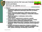 mobilizacij os ir p p naujas teisinis reguliavimas nuo 2011 m liepos 1 d 1