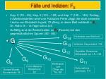 f lle und indizien f 3