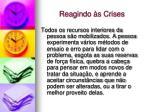 reagindo s crises1