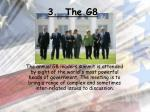 3 the g8