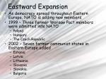 eastward expansion