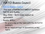 nato russia council