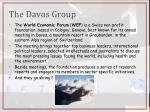 the davos group
