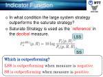 indicator function
