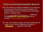 photons and the electromagnetic spectrum1