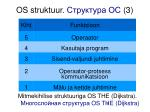 os struktuur 3