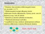 ionisidos