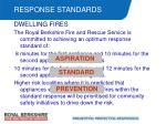 response standards1