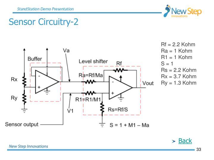 Sensor Circuitry-2