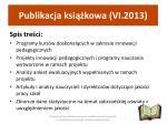 publikacja ksi kowa vi 2013
