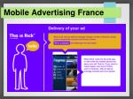 mobile advertising france1