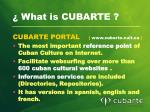 what is cubarte3