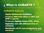 what is cubarte5