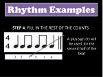 rhythm examples3