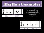 rhythm examples5